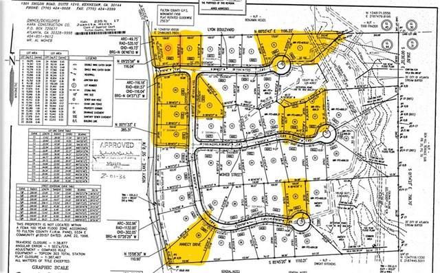 4035 Moheb Street SW, Atlanta, GA 30331 (MLS #6919844) :: Maximum One Partners