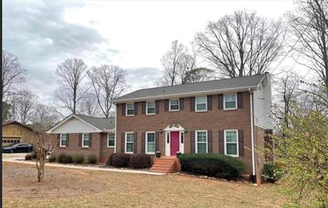 2560 Highland Golf Course Drive, Conyers, GA 30013 (MLS #6919853) :: The Gurley Team