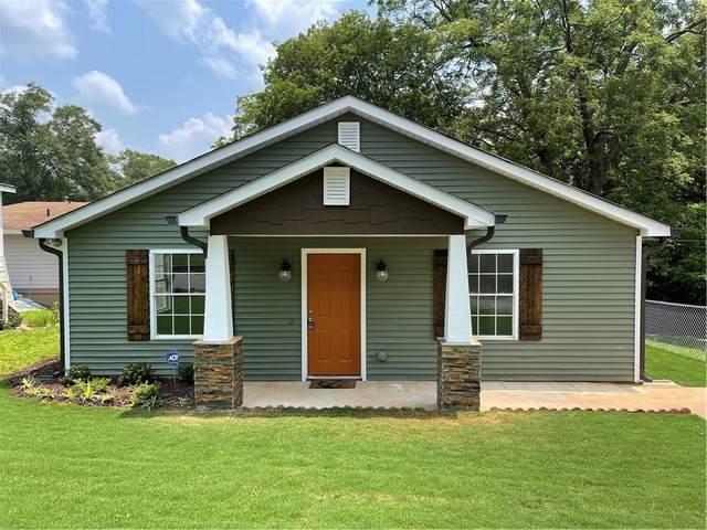 116 Leroy Street NE, Marietta, GA 30060 (MLS #6919891) :: Kennesaw Life Real Estate
