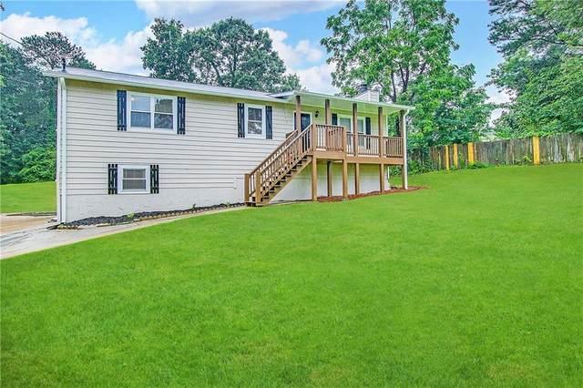 1175 Ivory Circle, Douglasville, GA 30134 (MLS #6919893) :: Kennesaw Life Real Estate