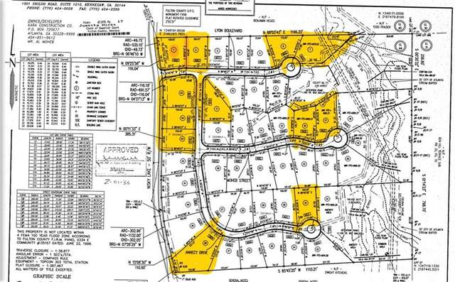 4120 Annecy Drive SW, Atlanta, GA 30331 (MLS #6919894) :: Maximum One Partners