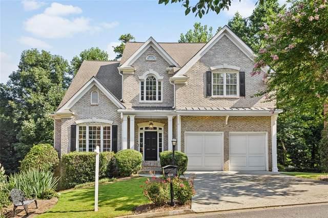 3541 Highgrove Way NE, Brookhaven, GA 30319 (MLS #6919907) :: North Atlanta Home Team
