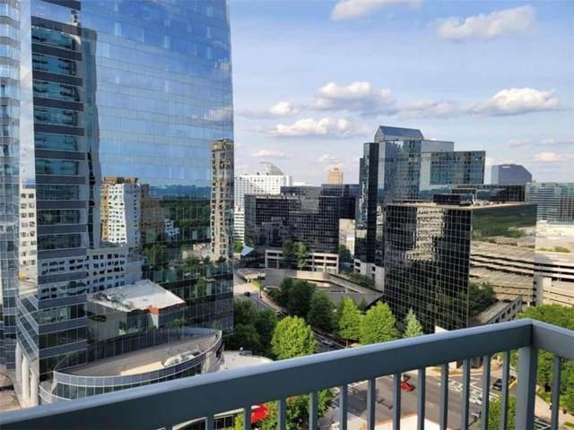 3324 Peachtree Road NE #1515, Atlanta, GA 30326 (MLS #6919908) :: Maximum One Partners