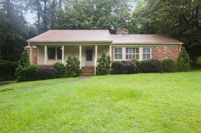 965 Crane Road NE, Atlanta, GA 30324 (MLS #6919909) :: Maximum One Partners