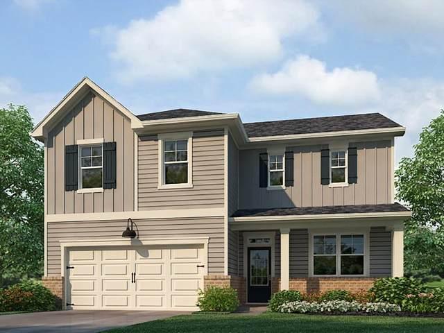 384 Quail Pass, Dawsonville, GA 30534 (MLS #6919925) :: North Atlanta Home Team