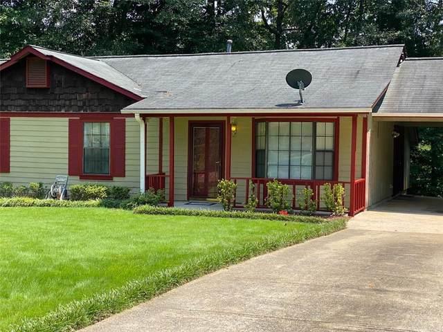 470 Plainville Drive SW, Atlanta, GA 30331 (MLS #6919930) :: North Atlanta Home Team