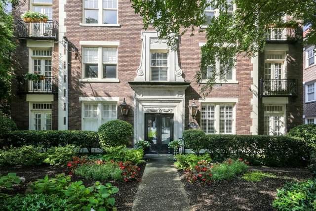 20 Collier Road NW #2, Atlanta, GA 30309 (MLS #6919939) :: Charlie Ballard Real Estate
