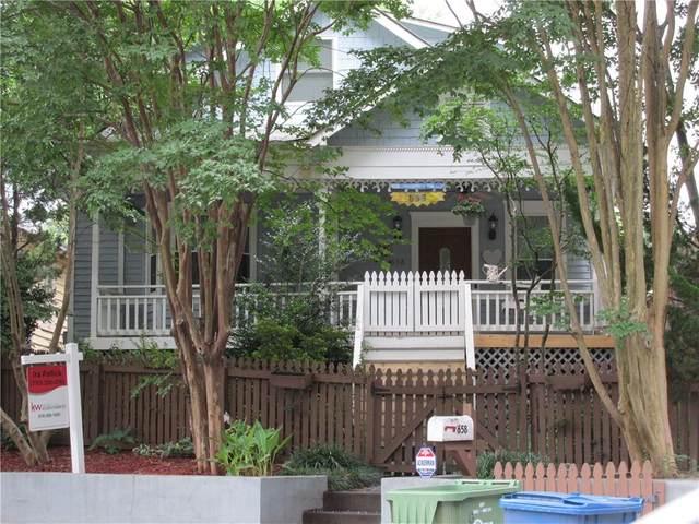 658 Glenwood Ave, Atlanta, GA 30312 (MLS #6919942) :: The Cole Realty Group