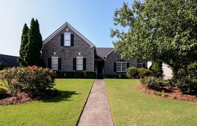 176 Graymist Lane, Loganville, GA 30052 (MLS #6919947) :: Maximum One Partners