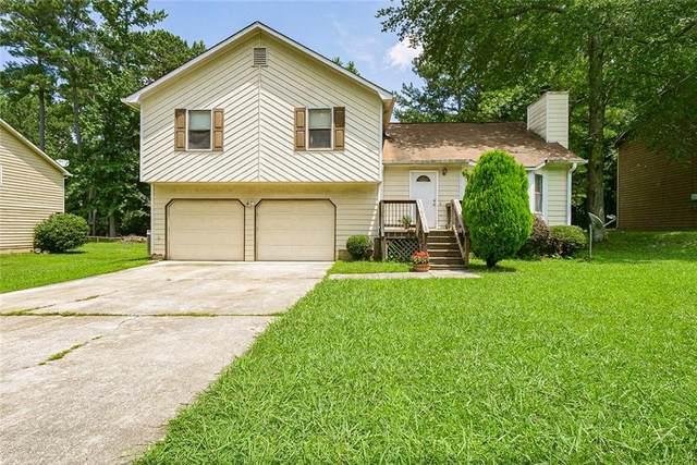 6264 Stoney Creek Overlook, Austell, GA 30168 (MLS #6919950) :: North Atlanta Home Team
