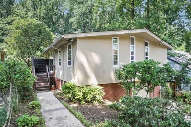 1488 Wessyngton Road NE, Atlanta, GA 30306 (MLS #6919965) :: Charlie Ballard Real Estate