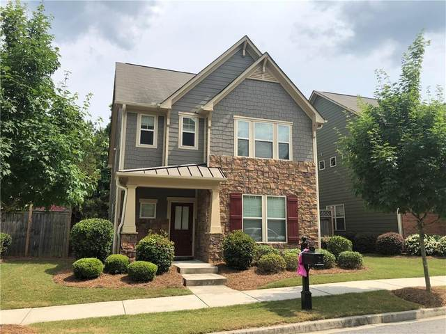 730 Village Field Court, Suwanee, GA 30024 (MLS #6919992) :: Charlie Ballard Real Estate