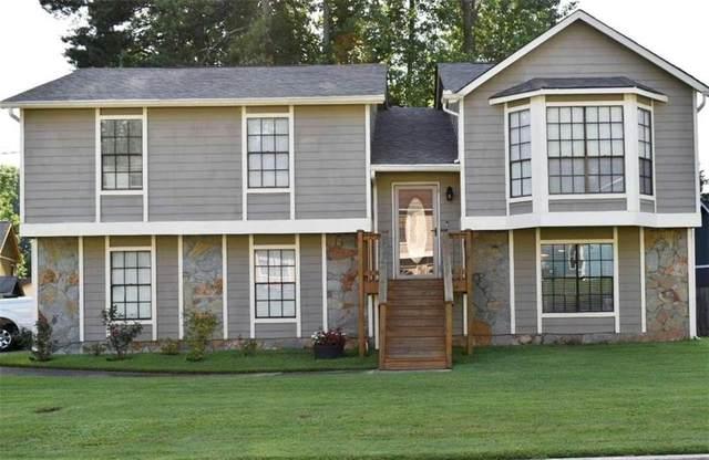 5414 Biffle Way, Stone Mountain, GA 30088 (MLS #6919997) :: North Atlanta Home Team