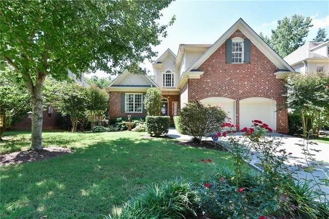 1249 Brooke Greene NE, Brookhaven, GA 30319 (MLS #6920001) :: Scott Fine Homes at Keller Williams First Atlanta