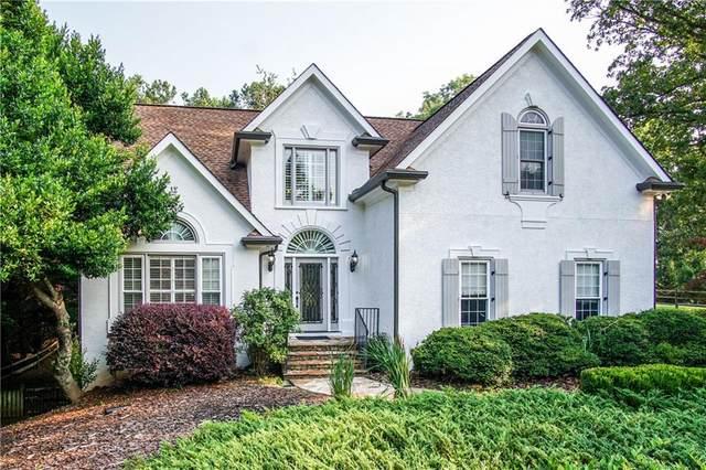 5382 Whitaker Trail NW, Acworth, GA 30101 (MLS #6920009) :: Path & Post Real Estate