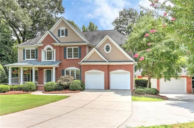 600 Hopewell Downs Drive, Alpharetta, GA 30004 (MLS #6920024) :: Kennesaw Life Real Estate