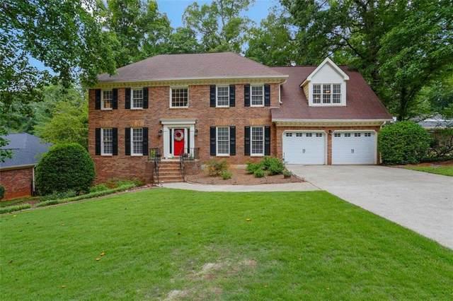 3643 Finger Creek SW, Lilburn, GA 30047 (MLS #6920044) :: Dawn & Amy Real Estate Team