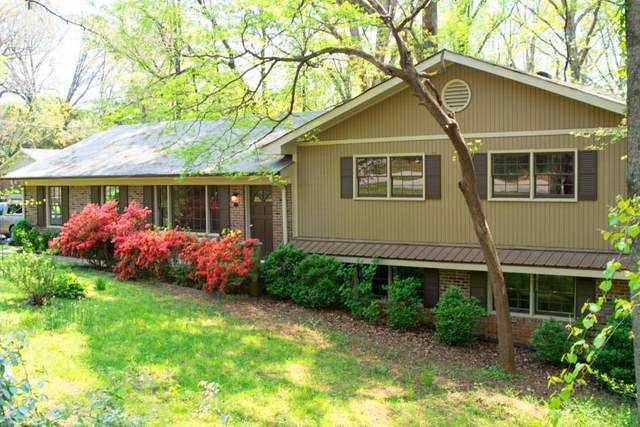 3100 Shelter Cove, Gainesville, GA 30506 (MLS #6920051) :: Path & Post Real Estate