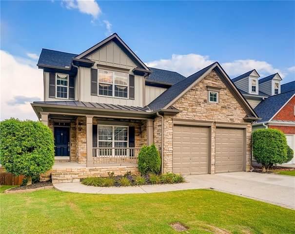 460 Highlands Loop, Woodstock, GA 30188 (MLS #6920059) :: RE/MAX Paramount Properties