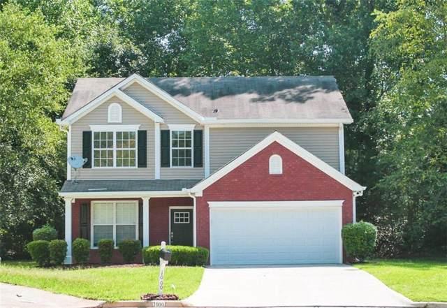 1000 Willow Crest Landing, Austell, GA 30168 (MLS #6920062) :: Path & Post Real Estate