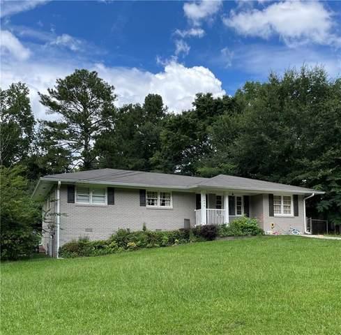 1456 Thunderwood Lane SW, Mableton, GA 30126 (MLS #6920064) :: North Atlanta Home Team