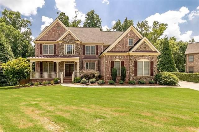 1542 Sever Creek Drive, Lawrenceville, GA 30043 (MLS #6920088) :: North Atlanta Home Team