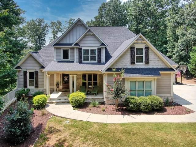 137 Amberleigh Drive, White, GA 30184 (MLS #6920105) :: Path & Post Real Estate