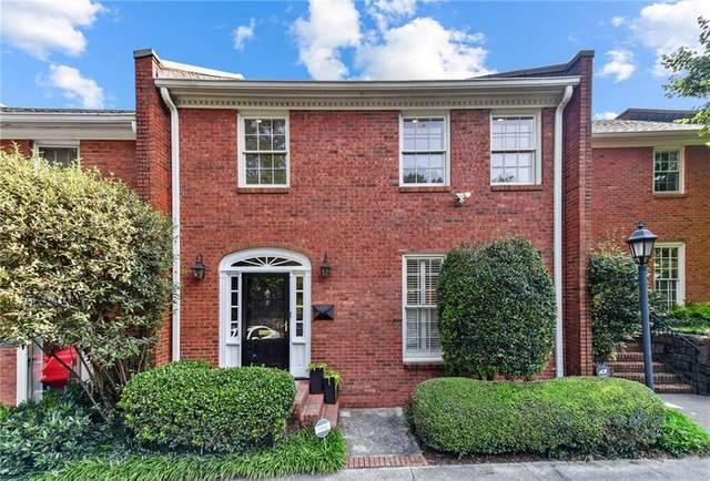 8 Lullwater Place NE, Atlanta, GA 30307 (MLS #6920109) :: Scott Fine Homes at Keller Williams First Atlanta