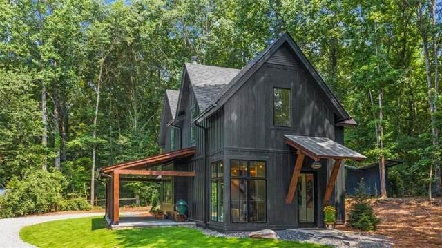 270 Mary Saphire Road, Dawsonville, GA 30534 (MLS #6920110) :: Scott Fine Homes at Keller Williams First Atlanta