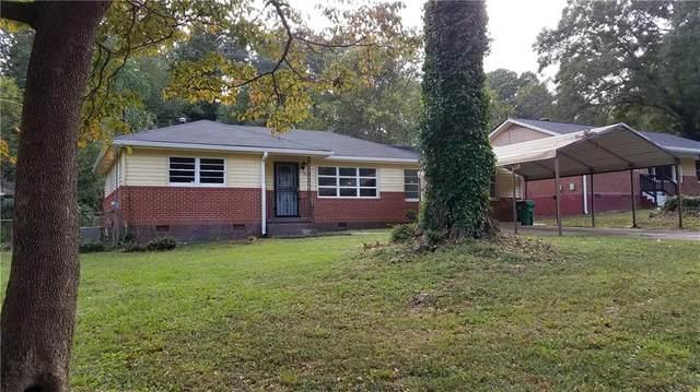 1918 Bandera Drive, Decatur, GA 30032 (MLS #6920116) :: Scott Fine Homes at Keller Williams First Atlanta