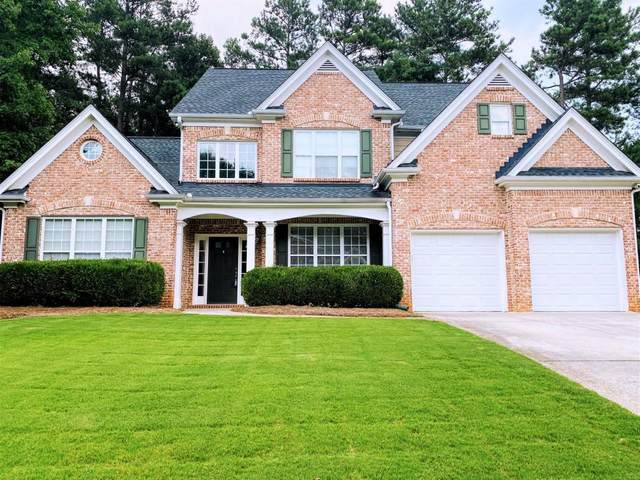 155 Parkside Close, Alpharetta, GA 30022 (MLS #6920118) :: North Atlanta Home Team