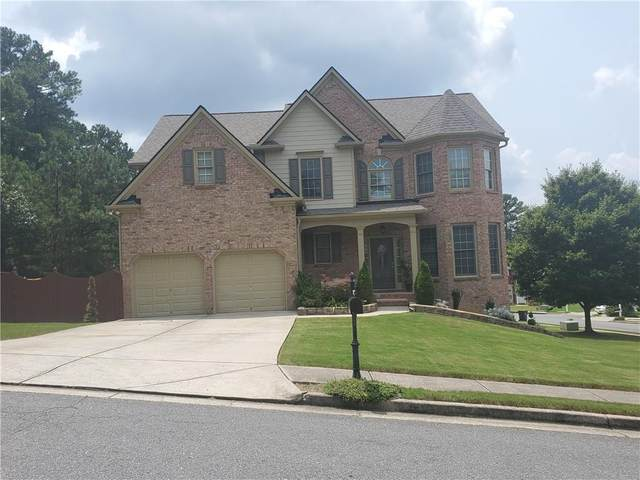 3500 Mystic Drive, Buford, GA 30519 (MLS #6920140) :: Path & Post Real Estate