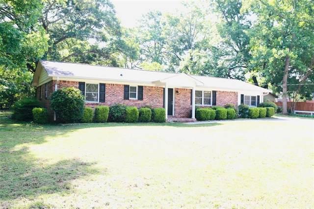 1206 Emory Street, Oxford, GA 30054 (MLS #6920148) :: North Atlanta Home Team