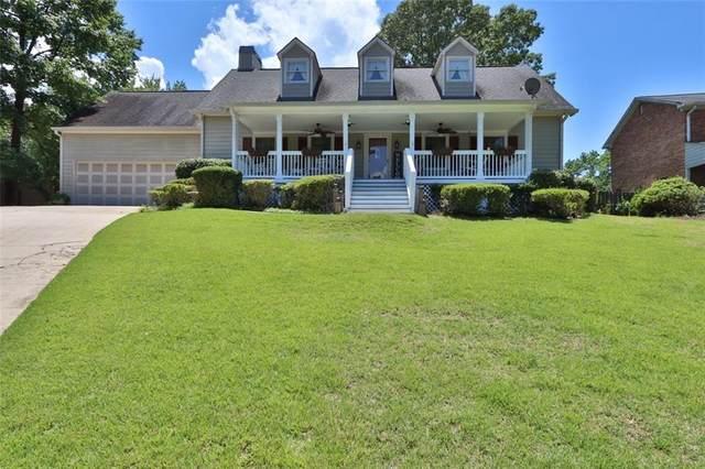 1385 Lakeshore Circle, Gainesville, GA 30501 (MLS #6920151) :: North Atlanta Home Team