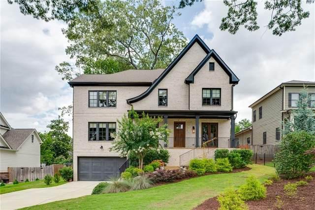 2608 Green Meadows Lane NE, Brookhaven, GA 30319 (MLS #6920165) :: Charlie Ballard Real Estate