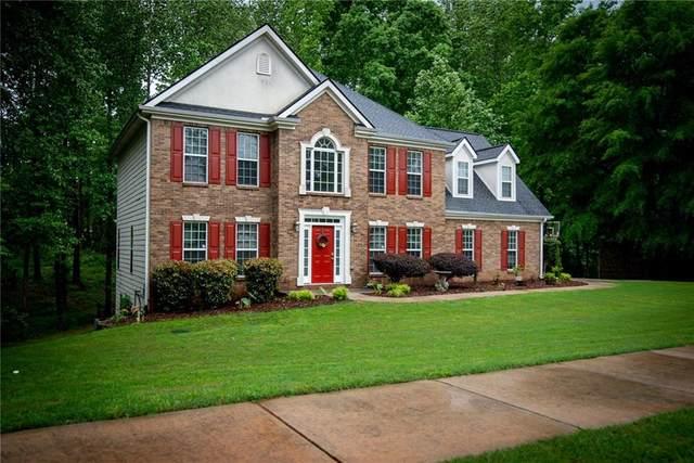 256 Sunny Hollow, Mcdonough, GA 30252 (MLS #6920166) :: Maximum One Partners