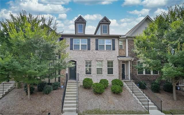 5211 Whiteoak Avenue SE, Smyrna, GA 30080 (MLS #6920167) :: Path & Post Real Estate