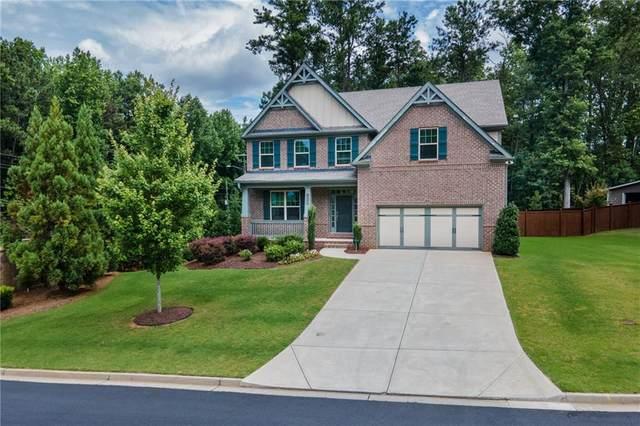 1305 Levine Lane NW, Kennesaw, GA 30152 (MLS #6920173) :: Path & Post Real Estate