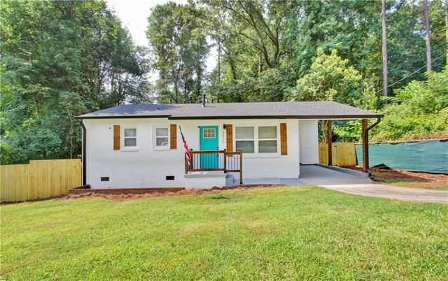 3830 Adkins Road NW, Atlanta, GA 30331 (MLS #6920181) :: Maximum One Partners