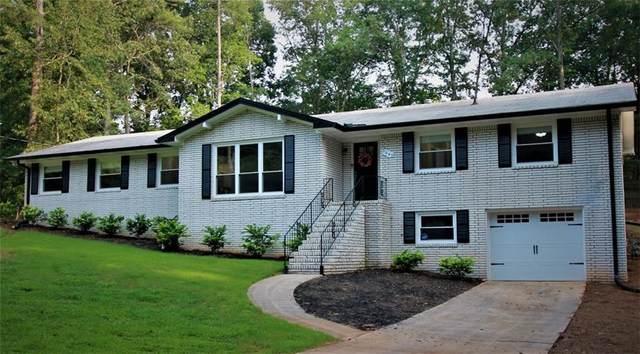 3045 New Castle Drive NW, Marietta, GA 30064 (MLS #6920182) :: Path & Post Real Estate