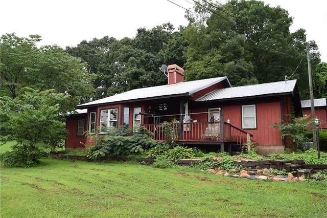 40 Walnut Road, Jasper, GA 30143 (MLS #6920197) :: Maria Sims Group