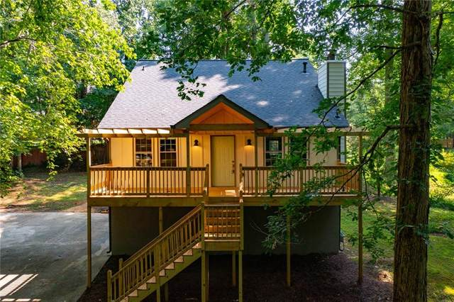 155 Little Brook Drive, Woodstock, GA 30188 (MLS #6920200) :: Path & Post Real Estate