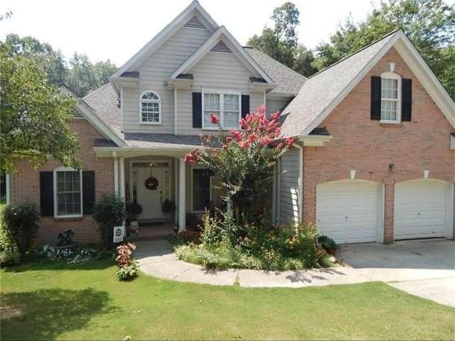 22 Bald Eagle Landing, Adairsville, GA 30103 (MLS #6920204) :: North Atlanta Home Team