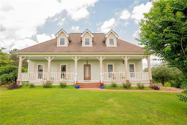 91 Wright Road, Rockmart, GA 30153 (MLS #6920227) :: North Atlanta Home Team