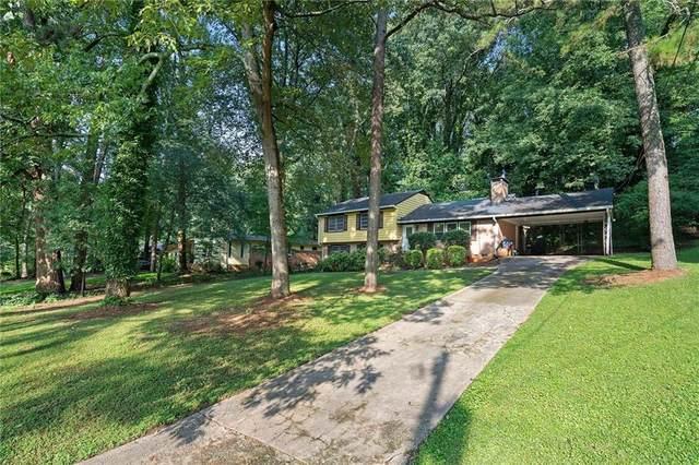 472 Susan Creek Drive, Stone Mountain, GA 30083 (MLS #6920236) :: North Atlanta Home Team