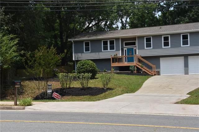2375 Jamerson Road, Marietta, GA 30066 (MLS #6920238) :: Path & Post Real Estate
