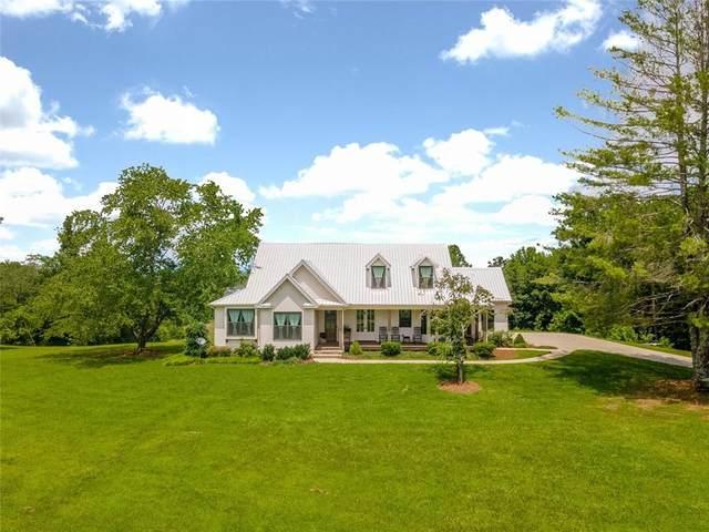 2155 Bryant Road, Ranger, GA 30734 (MLS #6920240) :: Path & Post Real Estate