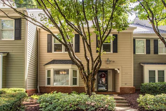 504 Bainbridge Drive, Atlanta, GA 30327 (MLS #6920242) :: Dawn & Amy Real Estate Team