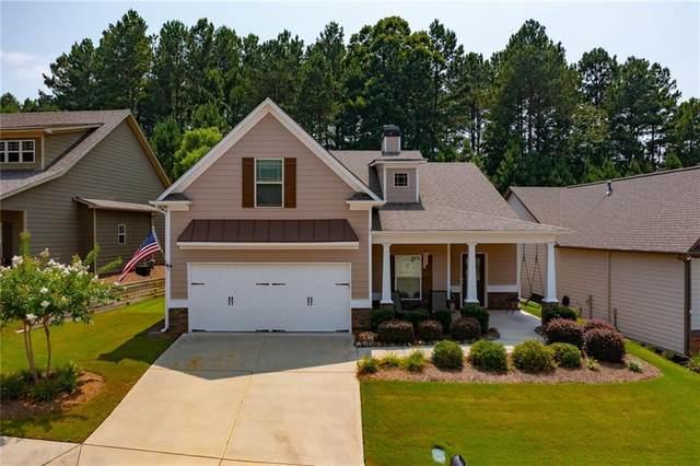 429 Hawthorne Ridge Circle, Dallas, GA 30132 (MLS #6920247) :: AlpharettaZen Expert Home Advisors