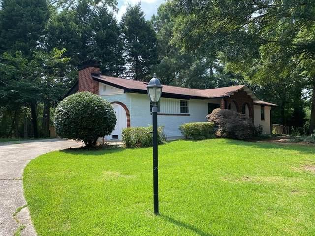 1062 Rabun Drive NW, Lilburn, GA 30047 (MLS #6920253) :: North Atlanta Home Team